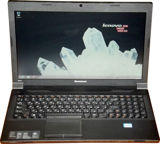 Ноутбук Lenovo Essential B590