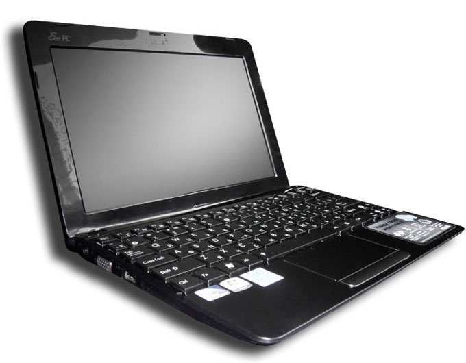 ASUS introduces the Eee PC 1015PEM dual core netbook